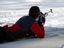 Сборная Удмуртии «вырвала» золото на Чемпионате России по биатлону