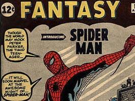 Первый комикс о Человеке-пауке продали более чем за миллион долларов