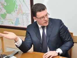 Сити-менеджер Денис Агашин объяснил, почему «срезали» зарплату работникам ИжГЭТ