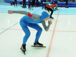 Юный конькобежец из Удмуртии выиграл серебро на всероссийских соревнованиях