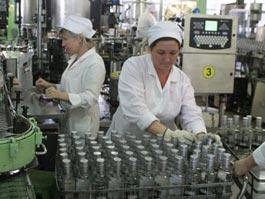В Ижевске исчезнет водка от местных производителей?