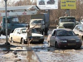 В Ижевске готовятся к паводку