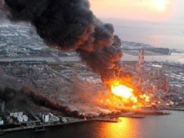 Взрыв на японской АЭС: ранены 11 человек
