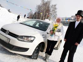 Встречаем весну с Volkswagen