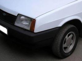 В Ижевске школьник угодил под колеса ВАЗ 2109 прямо на «зебре»