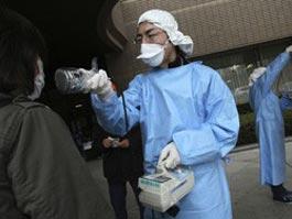 В Японии нашли радиоактивный йод и цезий в дожде и пыли