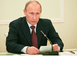 В Воткинске Владимир Путин осмотрит производство ракет «Тополь-М»