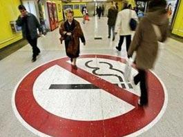 В Бельгии запретят курить в общественных местах