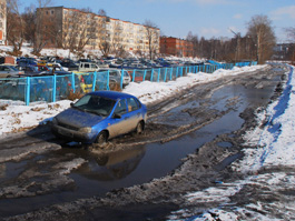 Власти нашли виновных в плохом состоянии дорог Удмуртии