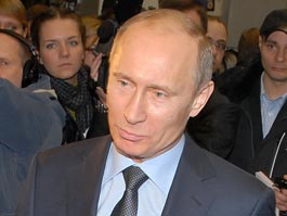 Увидев театрализованное представление в музее-усадьбе П. И. Чайковского, Путин заговорил по-французски