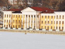 Здание Индустриального техникума на набережной Ижевска переделают в зал для регистрации браков