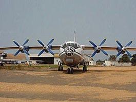 В Конго разбился самолет с российским экипажем