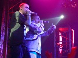 Концерт скандального рэппера в Ижевске задержали из-за ледяного дождя