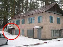 Под рухнувшим с крыши снегом погиб мальчик из Ижевска