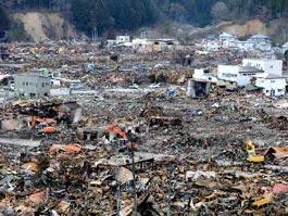 Последствия стихии в Японии: погибли и пропали без вести более 27 тысяч человек
