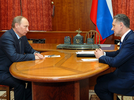 Глава Удмуртии рассказал в своем блоге о визите Путина