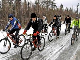 Ижевчане пересядут с автомобилей на велосипеды