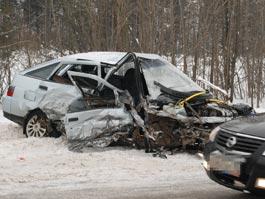 Ижевские дороги вошли в рейтинг самых безопасных в России