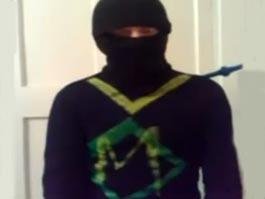 В Челябинске появился супергерой Мститель в костюме ниндзя
