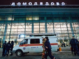 Теракт в «Домодедово»: задержаны два участника