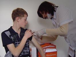 В Удмуртии начали ставить прививки против клещевого энцефалита