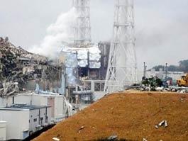 Фундамент японской АЭС дал радиоактивную течь