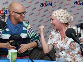 Хрусталев из Comedy Woman в Ижевске устроил стриптиз на радио