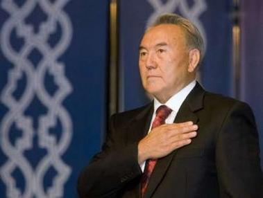 Назарбаев выиграл президентские выборы