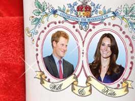 На подарочной королевской кружке изобразили не того жениха