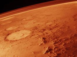 Ученые выяснили, почему Марс красный
