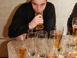 Жители Удмуртии пьют слишком много пива