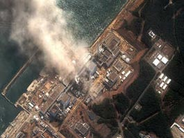 Японцы начали сбрасывать радиоактивную воду с