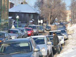 Еще три улицы Ижевска станут односторонними