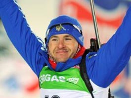 Биатлонист из Удмуртии стал первым на Чемпионате России в Увате