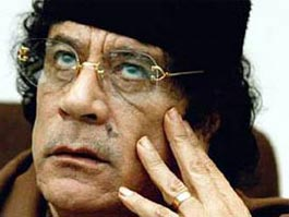 Глава Ливии согласился на африканский план перемирия