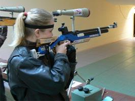Спортсменка из Удмуртии заняла 2 место на Всероссийских соревнованиях по стрельбе