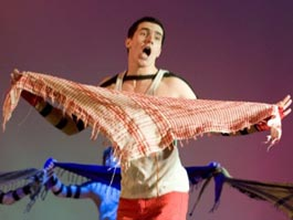 Эротично танцующие парни покорили ижевскую публику