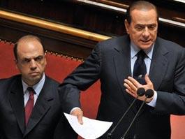 У Сильвио Берлускони появился преемник