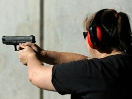В московском тире женщина случайно застрелила свою подругу