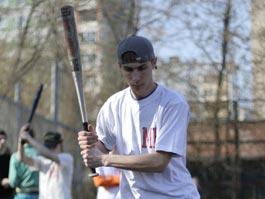 Ижевчан научат играть в американский бейсбол