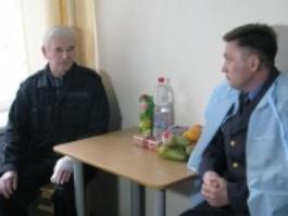 Начальник УВД по Ижевску навестил в больнице одного из расстрелянных на Як-бодьинском тракте