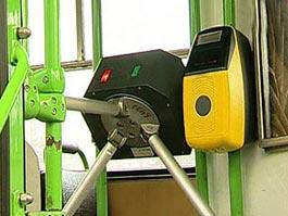 В московских автобусах уберут турникеты