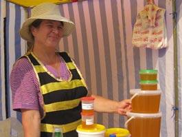 В Ижевске будут продавать мед со всей республики