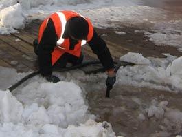 Паводок в Ижевске: 40 домов подтоплено, растаяла шестая часть снега
