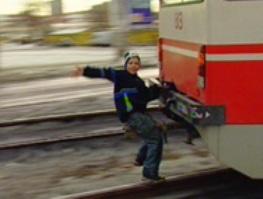 В Ижевске ребенок упал под трамвай, катаясь на сцепном устройстве