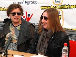 Группа «Би-2» в Ижевске рассказала о реализации сексуальных желаний