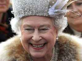 Королеве Великобритании — 85!