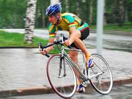 Спортсмены из Удмуртии удачно стартовали в велогонке «Тур Адыгея»