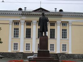 В Ижевске коммунисты празднуют день рождения Ленина