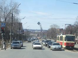 В Удмуртии введено ограничение движения по автодорогам